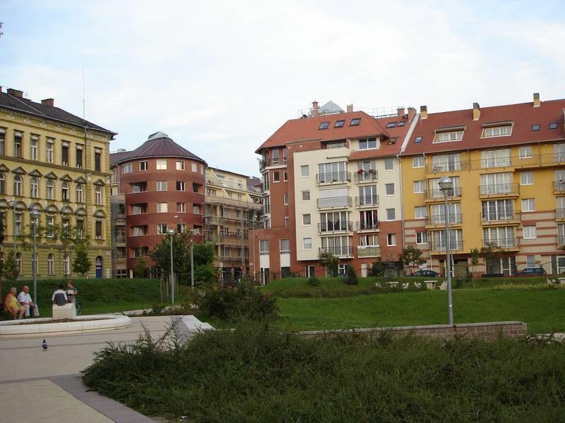 A Lenhossék park, a Ferencváros és a főváros új parkja