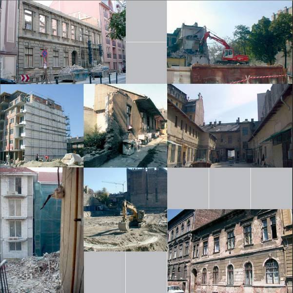 A városfejlesztéshez és városrehabilitációkhoz szükséges bontási munkák