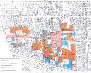 Komplex városfejlesztési akcióterv