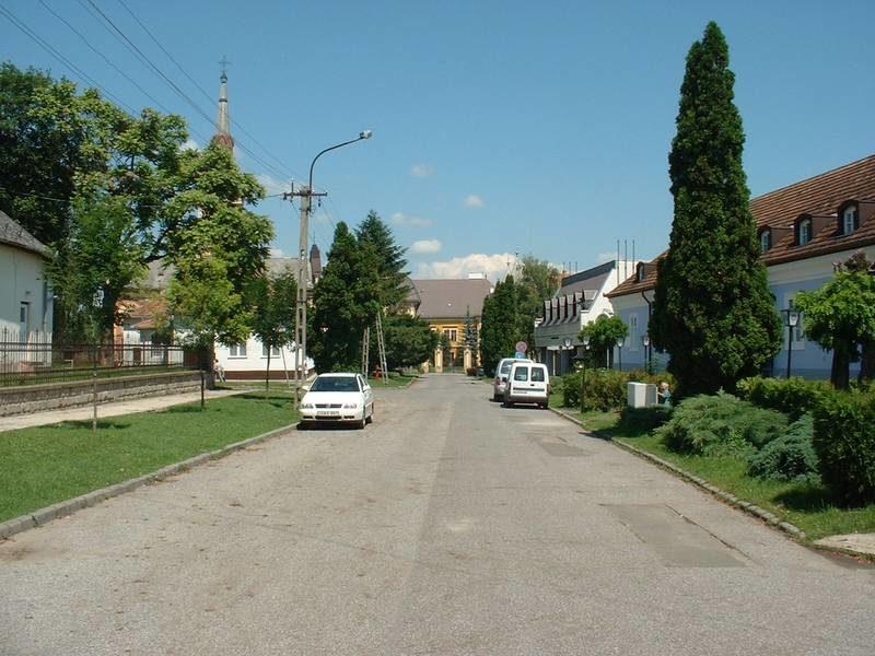 Az Ady Endre utca a rehabilitáció előtt 3