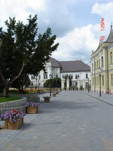 Az Ady Endre utca a rehabilitáció után 3