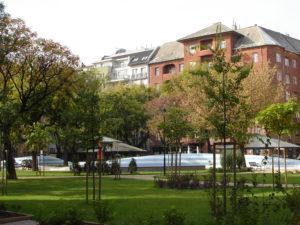 Ferenc tér rehabilitation