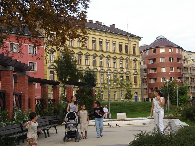 Városfejlesztés könyv 1. kép