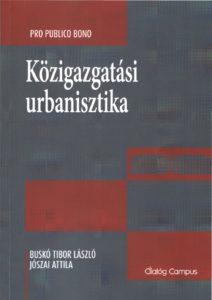 Közigazgatási urbanisztika - címlap